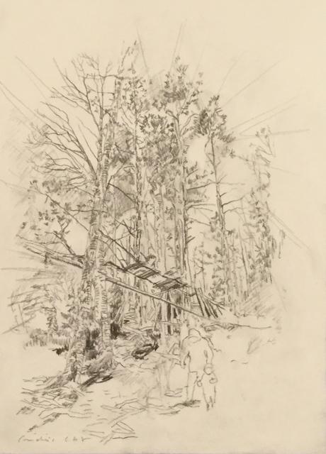 Frédéric Clot, 'Hiver, 2016', 2016, Ditesheim & Maffei Fine Art