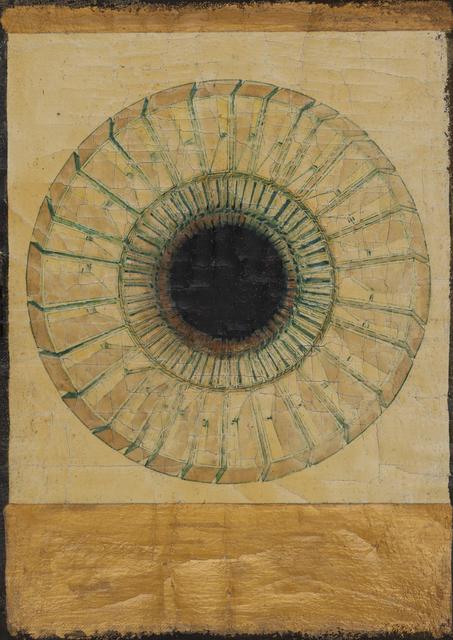 , 'Human Iris,' 1972, Ivan Gallery