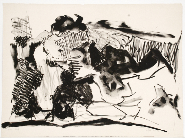 , 'Untitled,' 1961, Sragow Gallery