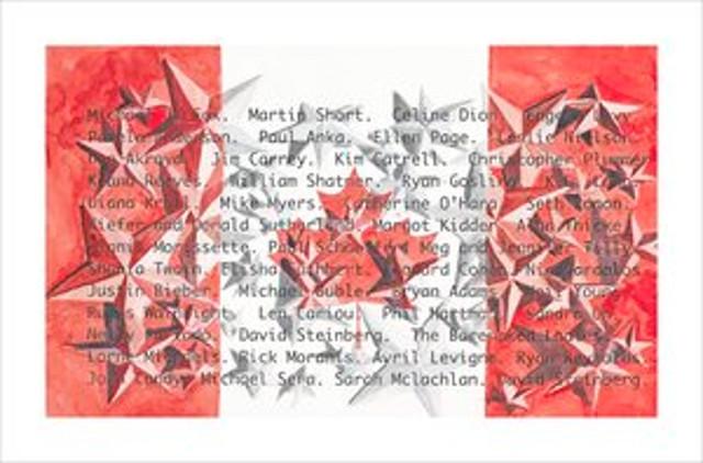 John Nieman, 'Canadian Stars', Viridian Artists