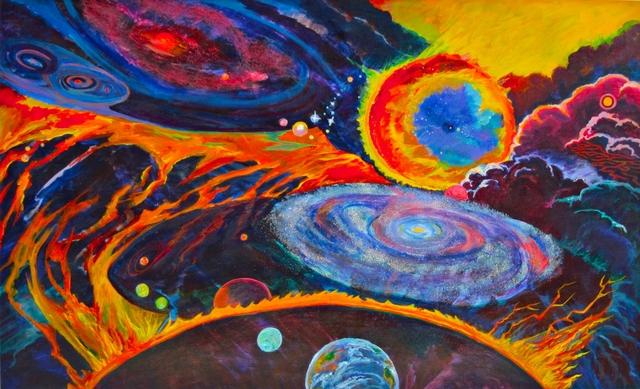 , 'Universe,' 2008, Alpha 137 Gallery