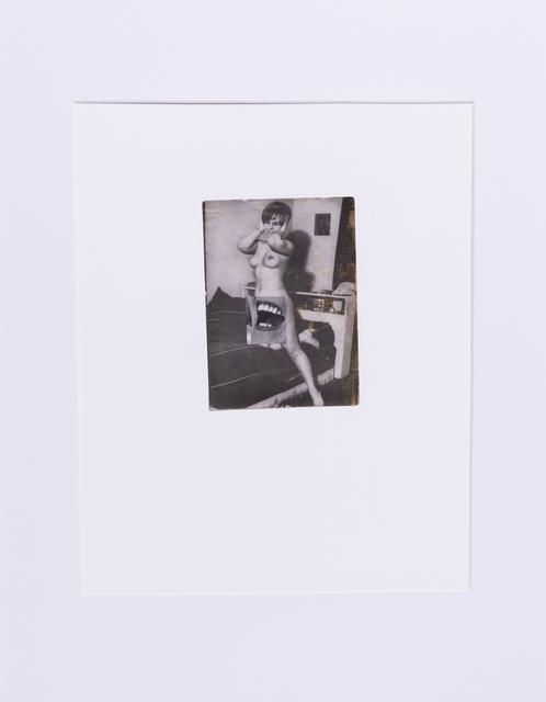 , 'LA VOIX INTERIEURE  ,' 2017, Hans & Fritz Contemporary
