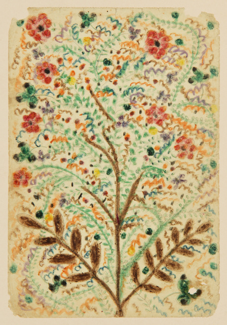 , 'Untitled (Flowering Tree) ,' ca. 1942, ZQ Art Gallery