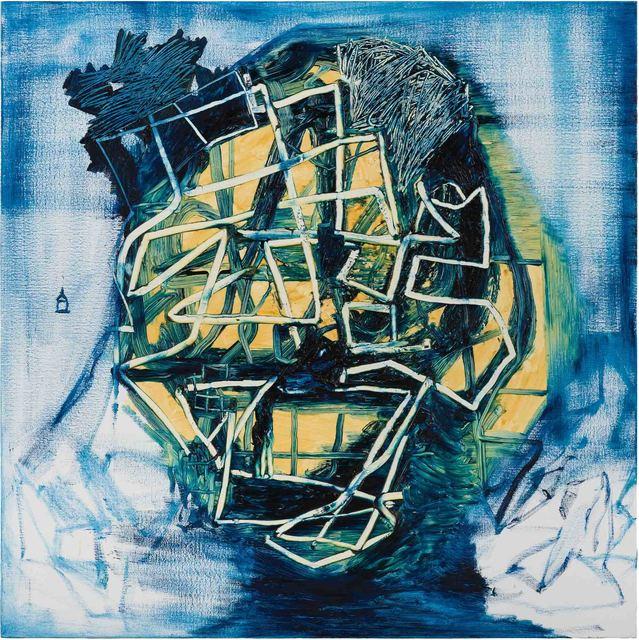 , 'Blue Head,' 2019, Roslyn Oxley9 Gallery