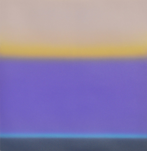 , 'Sea with Violet Cloud I Study, (framed),' 2018, Queenscliff Gallery & Workshop