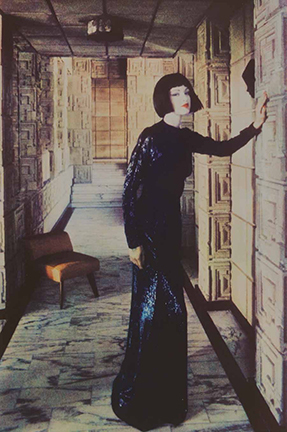 , 'Ennis Brown House. Vogue,' 1992, Staley-Wise Gallery