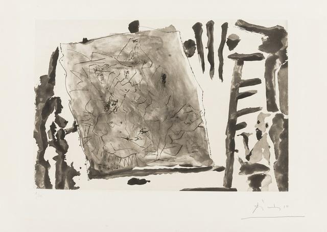 Pablo Picasso, 'Dans L'Atelier (Bloch 1216)', 1965, Forum Auctions