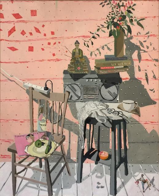 , 'Studio scenario, sometime in Summertime,' 2017, Piermarq