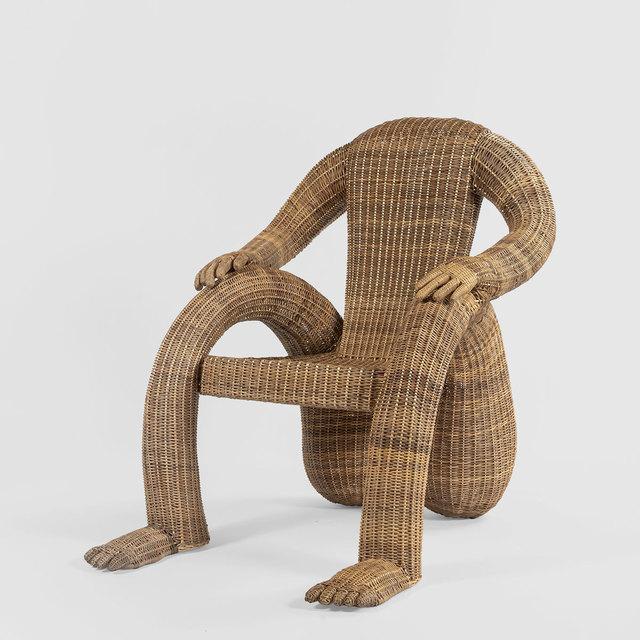 , 'Nalgona Chair,' 2019, The Future Perfect