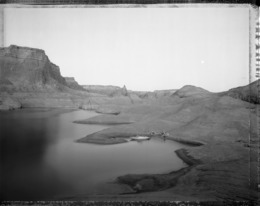 Mark Klett, 'Campsite Reached By Boat', photo-eye Gallery