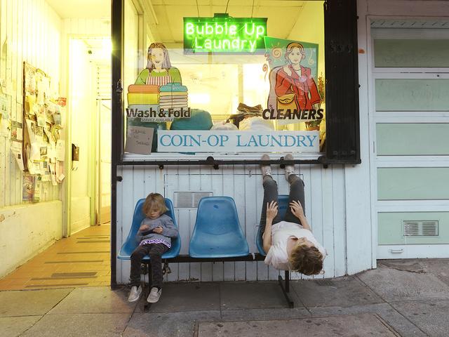 , 'Laundromat,' 2017, Quint Gallery