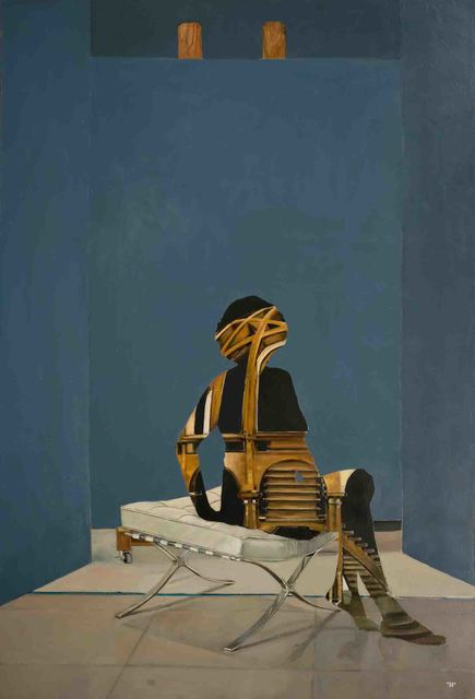 , 'Staircase on a Chair,' , Hugo Galerie