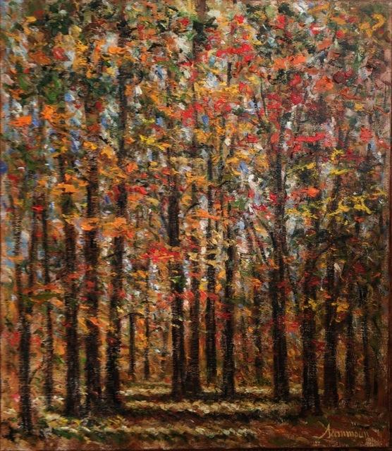 Samir Sammoun, 'Walking with Giants', 2015, the gallery STEINER