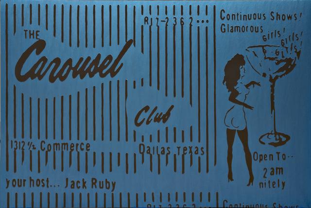 , 'Carousel Club,' 2002-2003, Collezione Maramotti