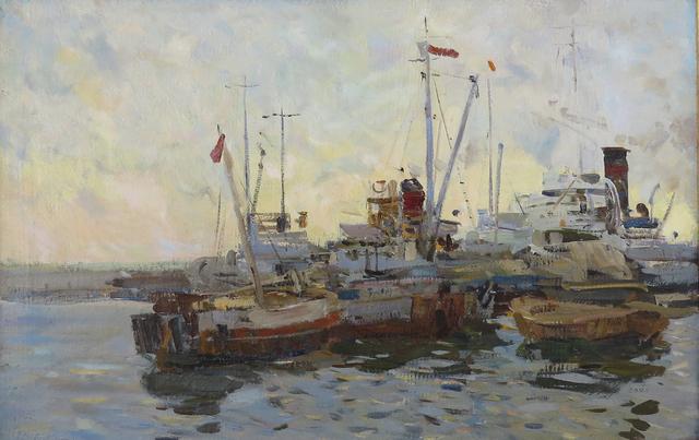 , 'Evening,' 1953, Gallery 901