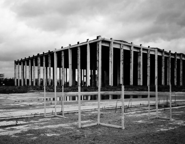 , 'Building Berlin (Marzahn 2),' 2012, Peter Lav Gallery