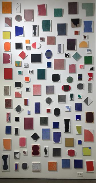 , 'universe #24,' 1991-2016, Elizabeth Harris Gallery