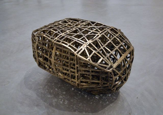, 'Chamaechory (CuZn 1),' 2015, Bernhard Knaus Fine Art