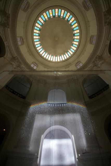 Suzann Victor, 'Rainbow Circle: Capturing a Natural Phenomeno', 2013, Singapore Art Museum (SAM)