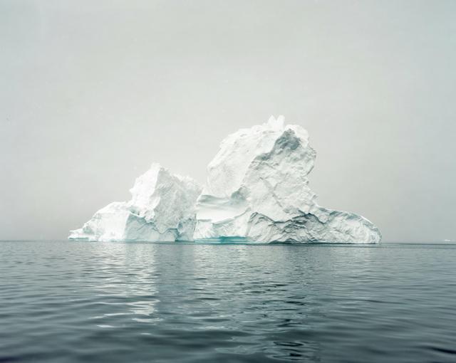 ", 'Illulissat Icefjord 13, Grönland 07/2013, 69° 13' 14"" N, 51° 11' 19"" W,' 2013, Galerie Nikolaus Ruzicska"
