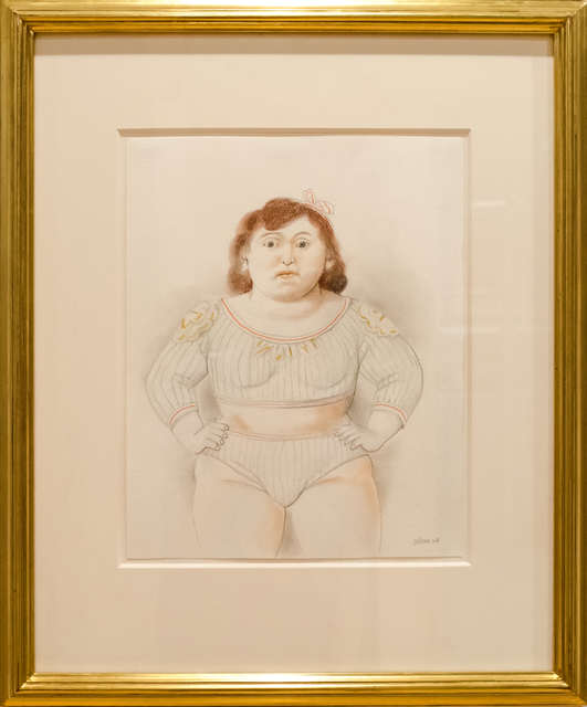 , 'Circus Woman,' 2007, David Benrimon Fine Art