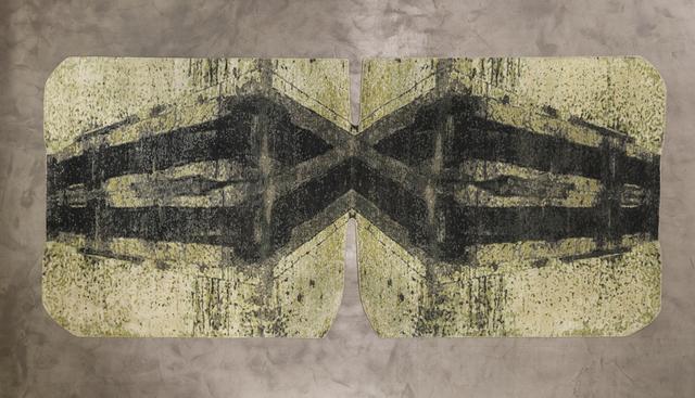 , 'Déchaînements VDC14_08,' 2014, Carwan Gallery