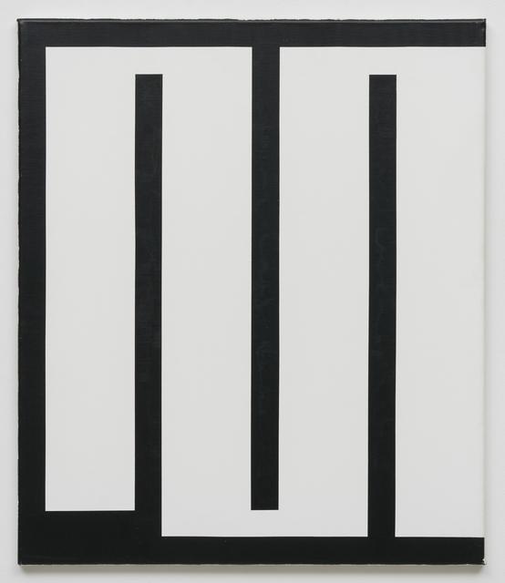 , '7/10 XI-XII 88 K,' 1988, Galerija Gregor Podnar