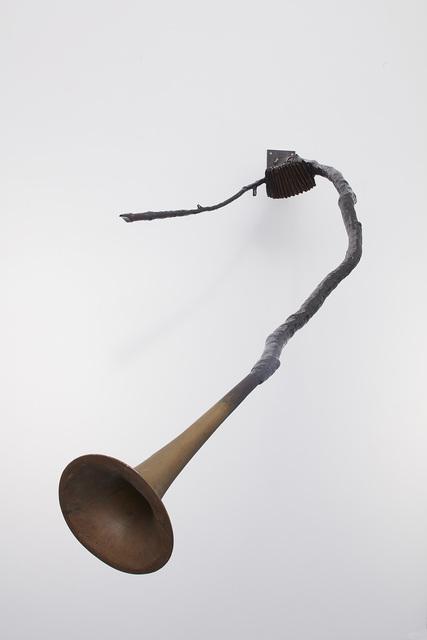 , 'Trumpet Branch,' 2015, carlier | gebauer