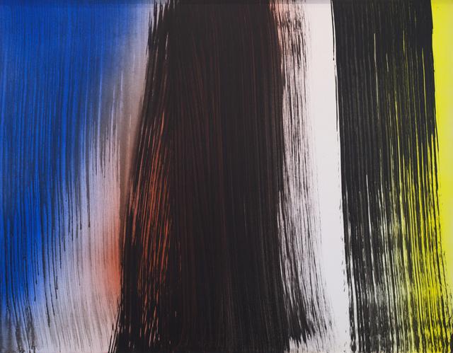 Hans Hartung, 'T1981-E21', 1981, de Sarthe Gallery