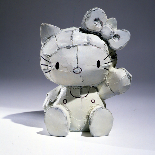 Tom Sachs, 'Hello Kitty', 2001, Sculpture, Bronze, Beyer Projects