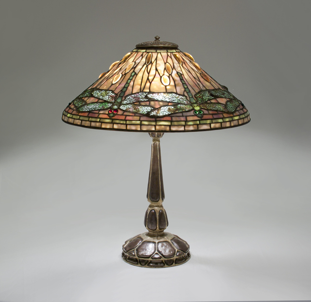 , ''Dragonfly' Table Lamp,' circa 1910, Lillian Nassau LLC