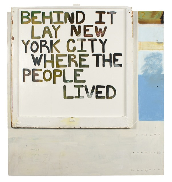 , 'Where the People Lived,' 2011, El Museo del Barrio