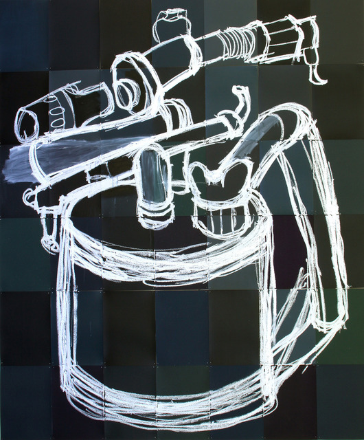 , 'Untitled,' 2010, Myrine Vlavianos Arte Contemporânea