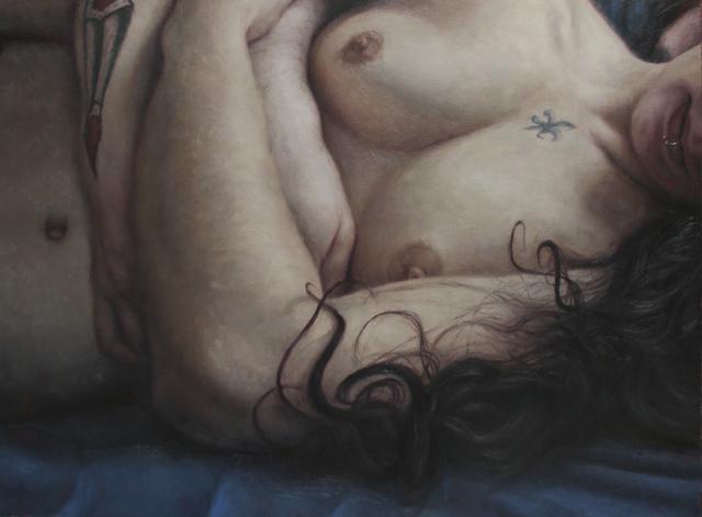 , 'Couple (GZ3),' 2018, Lyons Wier Gallery
