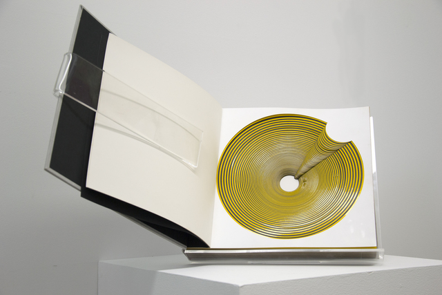 Seckin Pirim, 'Library Sculpture (Yellow and Black)', 2018, C24 Gallery