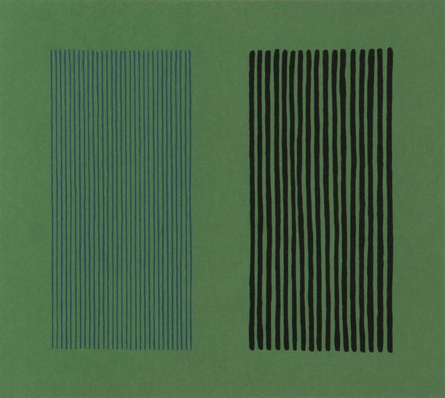 Gene Davis, 'Green Giant', 1980, RoGallery