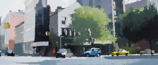, 'Soho Morning ,' 2017, Kathryn Markel Fine Arts