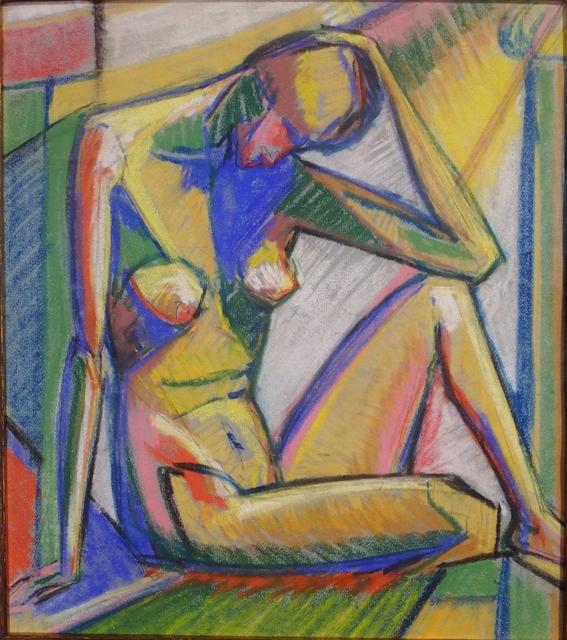 Rolph Scarlett, 'Deco Woman', ca. 1930, Lawrence Fine Art