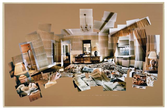 David Hockney, 'Sunday Morning, Mayflower Hotel, New York Nov. 28, 1982', 1982, Petersburg Press
