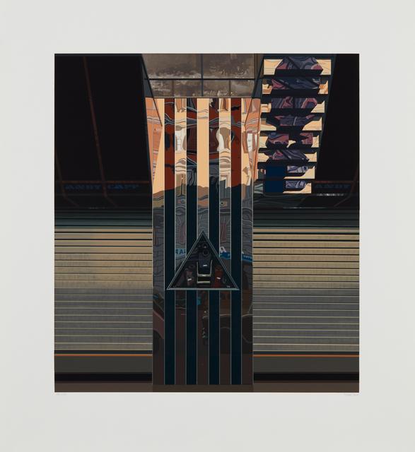 Richard Estes, 'Andy Capp', 1982, Phillips