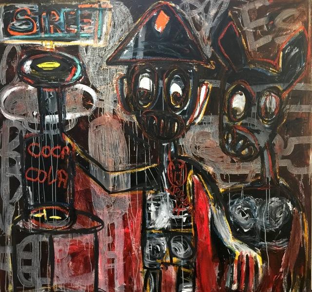 , 'Street,' 2016, Knight Webb Gallery