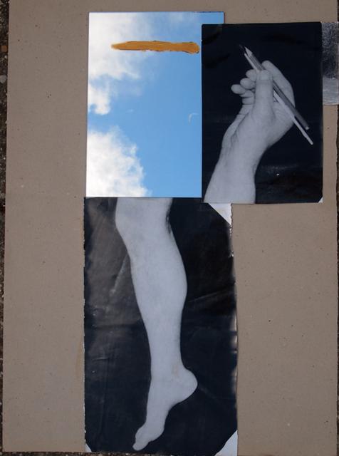 , 'Ciklus Coujer (Teilweise Selbstbildnis/ Partial Selfportrait),' 2001, Aanant & Zoo