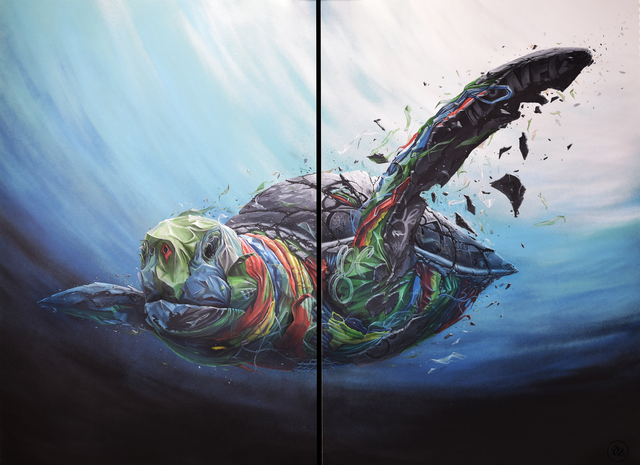 , 'PLASTIC BITCH,' 2016, Avenue des Arts Gallery