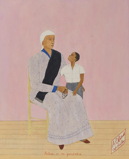 , 'Antoine et sa Grandmére/Antoine and his Grandmother,' 1960-1963, ZQ Art Gallery