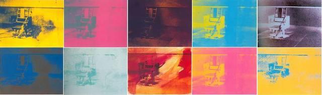 Andy Warhol, 'Electric Chair', 1971, David Benrimon Fine Art