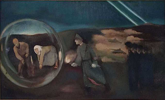 Doris Homann, 'Proteção Impossível', 1940, Ligia Testa Espaço de Arte