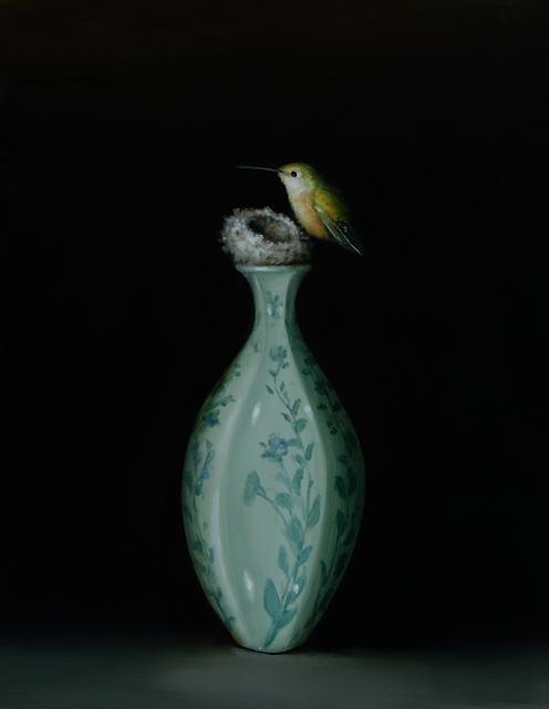 , 'Hummingbird,' 2017, Lisa Sette Gallery