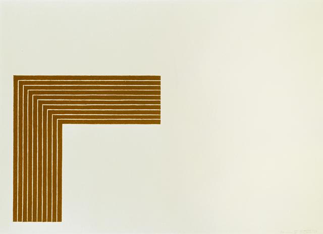 , 'Creede I,' 1970, Gemini G.E.L.