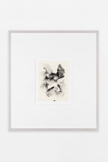 Gabriel Orozco, 'Untitled', 2003, Drawing, Collage or other Work on Paper, Graphite and pastel on paper, kurimanzutto