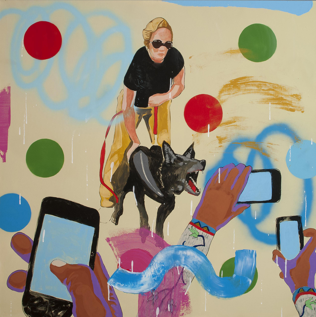 , 'COUNTING COUP,' 2017, Tansey Contemporary